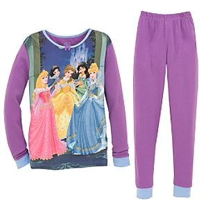 Pijama PRINCESSES Disney USA