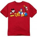 Tricou MICKEY & FRIENDS Disney USA