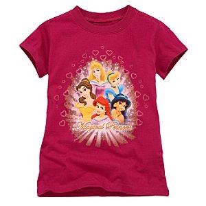 Tricou PRINCESS Disney USA